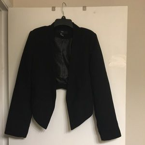Forever 21 High Low Blazer